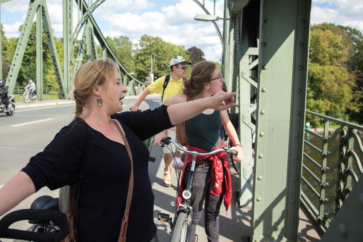 Guided Bike Tour: Potsdam Royal
